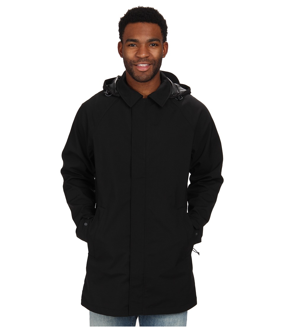 The North Face - MacArthur Soft Shell Trench (TNF Black) Men