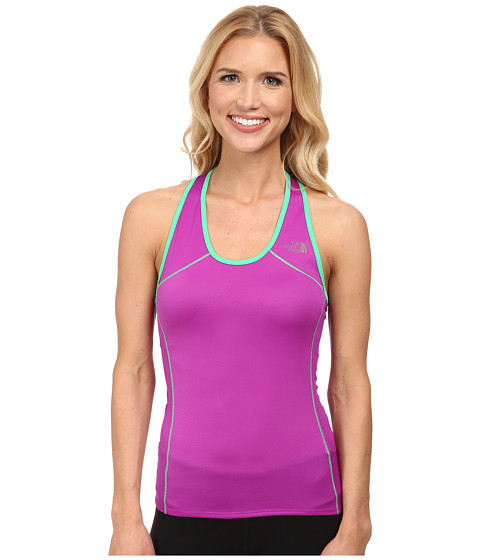 The North Face - Better Than Naked Singlet (Magic Magenta) Women's Sleeveless