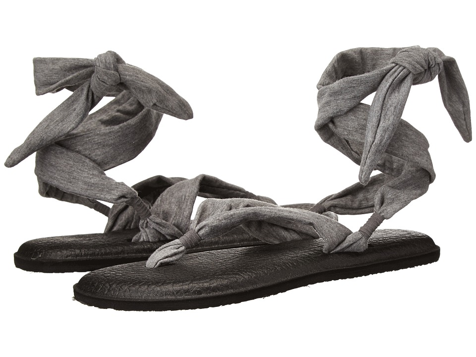 Sanuk Yoga Slinged Up (Heather Grey) Women