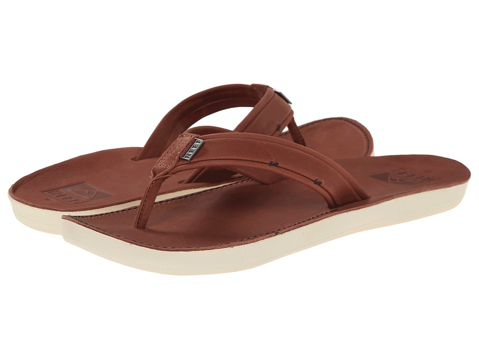Reef - Grand Turk (Brown/Red) Men