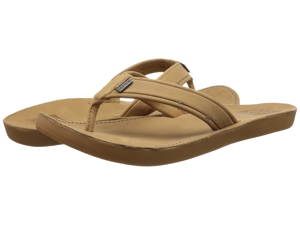Reef - Grand Turk (Tan) Men's Sandals