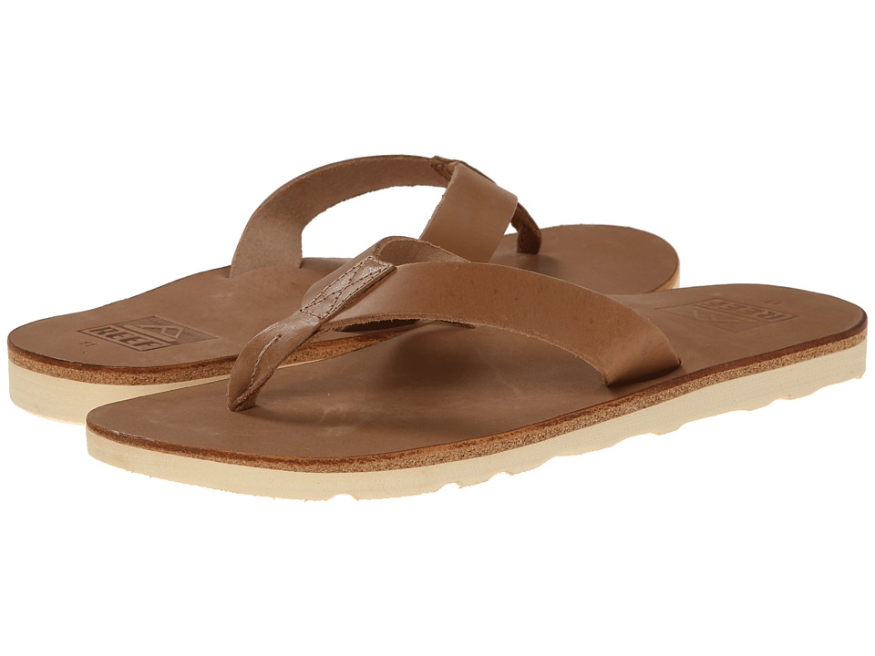 Reef - Voyage (Brown) Men's Sandals