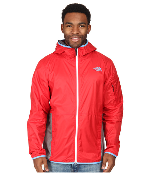The North Face - Chicago Wind Jacket (TNF Red) Men's Coat