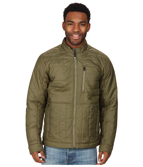 The North Face - Chase Jacket (Burnt Olive Green) Men