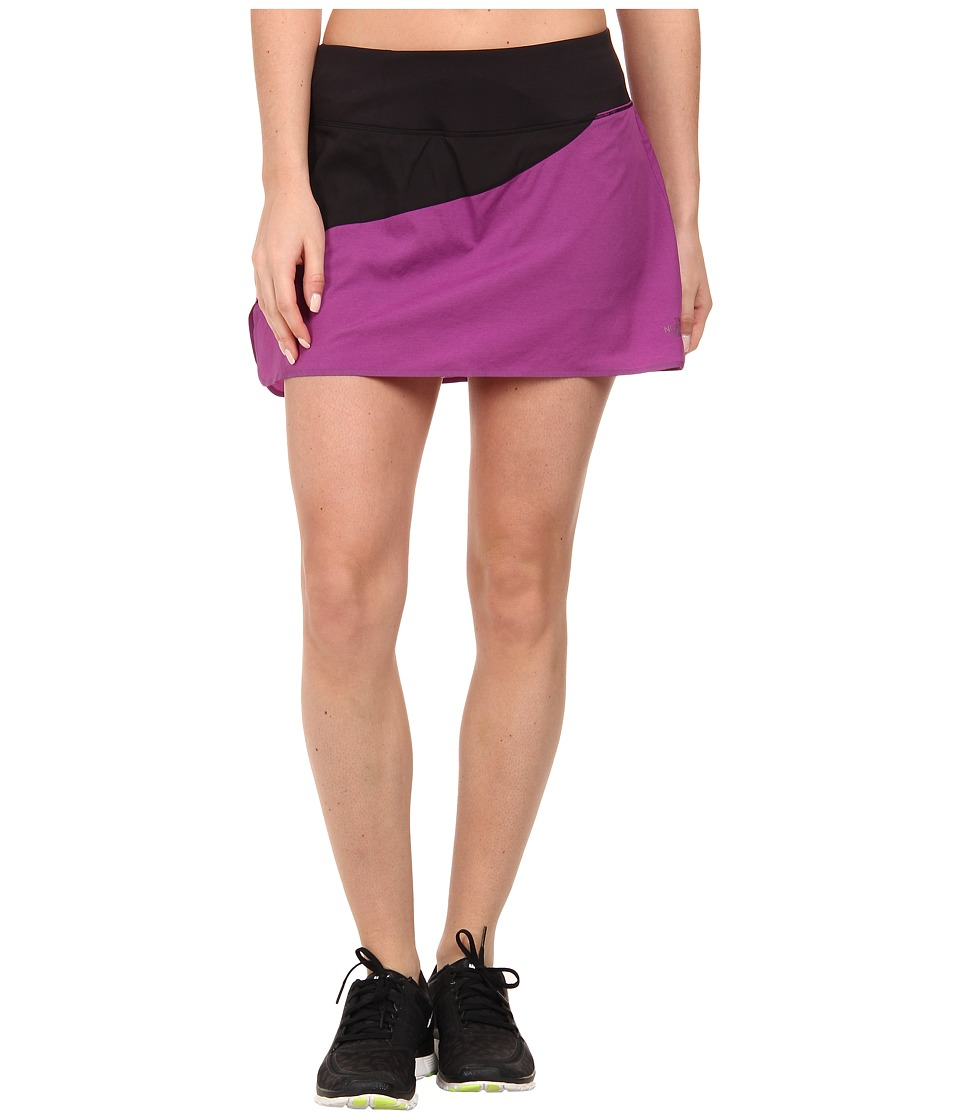 The North Face - Better Than Naked Long Haul Skirt (Magic Magenta/TNF Black) Women