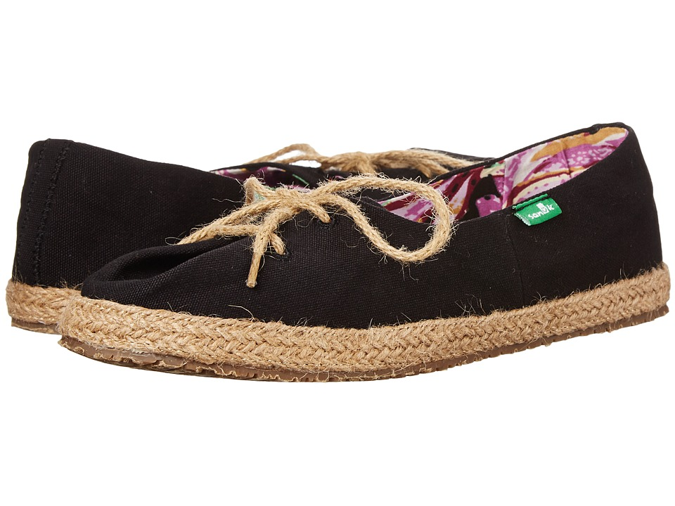 Sanuk Mochi (Black) Women