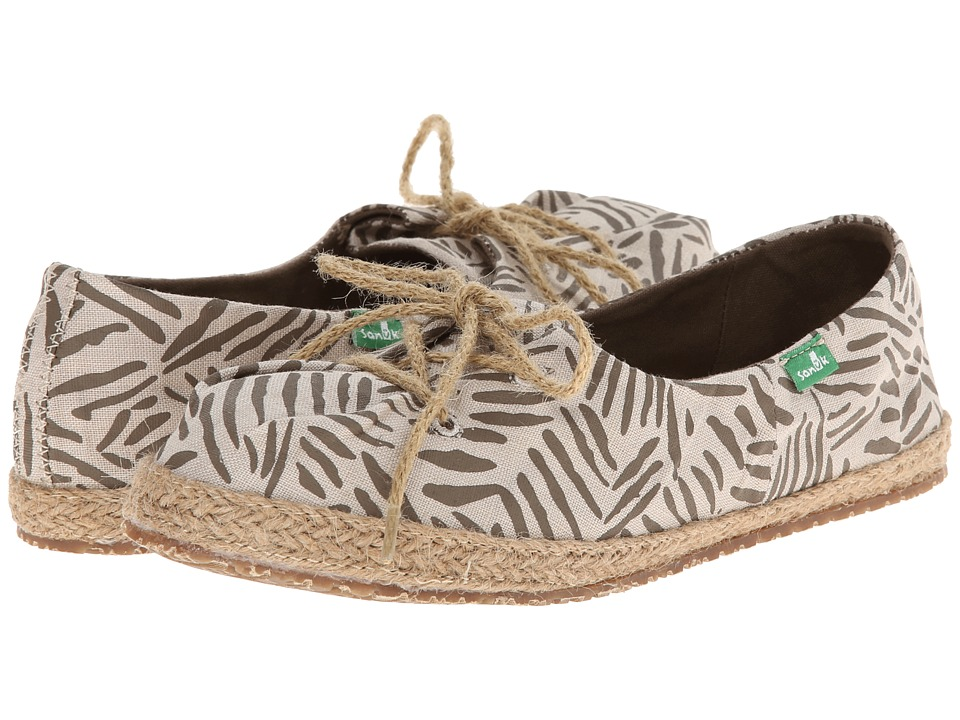 Sanuk Mochi (Brown/Natural) Women