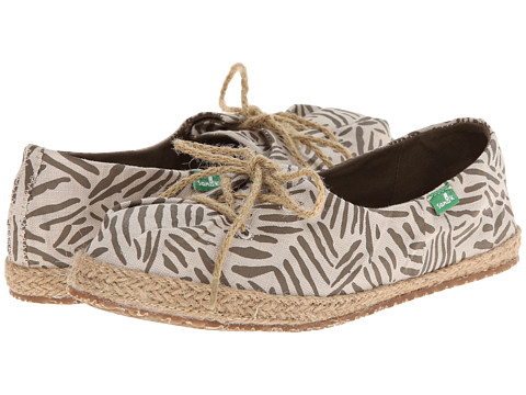 Sanuk - Mochi (Brown/Natural) Women