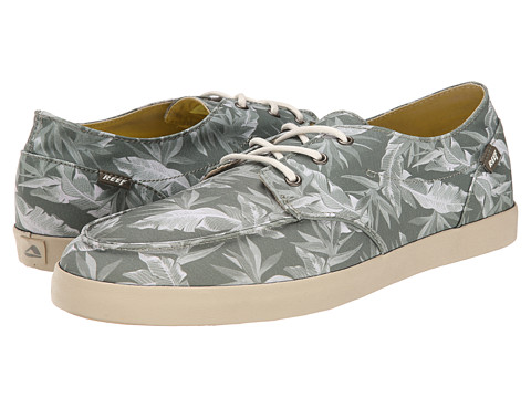 Reef - Deck Hand 2 Prints (Green Botanical) Men