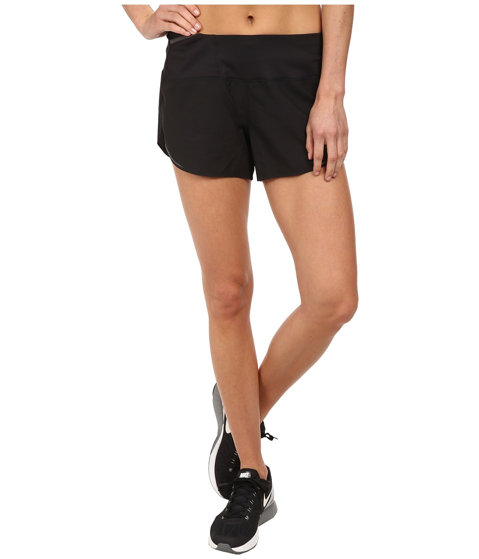 The North Face - Better Than Naked Split Short 3.5 (TNF Black) Women's Shorts