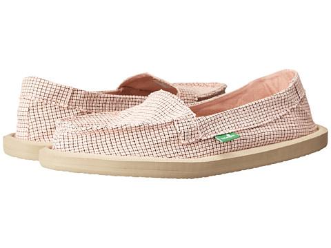 Sanuk - Misty (Rose) Women's Slip on Shoes