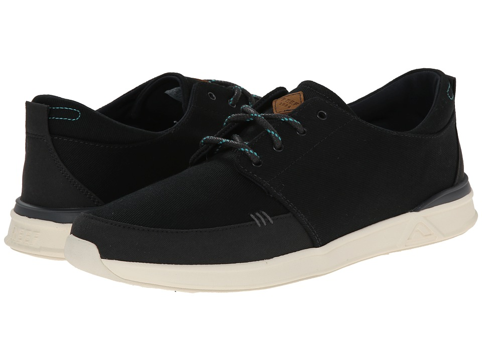 Reef Rover Low (Black) Men