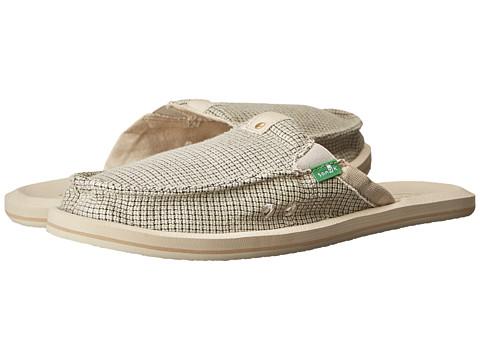 Sanuk - Getaway 2 (Natural) Women's Slip on Shoes