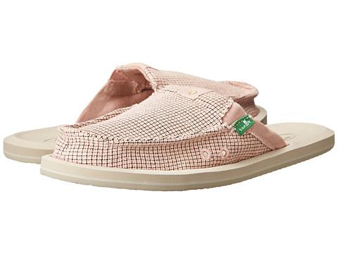 Sanuk - Getaway 2 (Rose) Women's Slip on Shoes