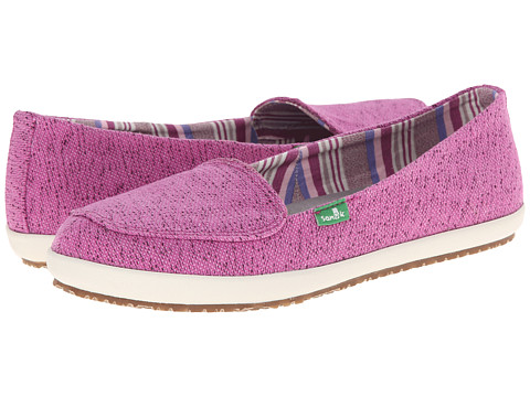Sanuk - The Boardwalk (Berry) Women