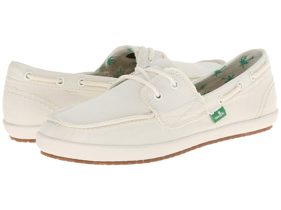 Sanuk - Sailaway 2 (Off White) Women