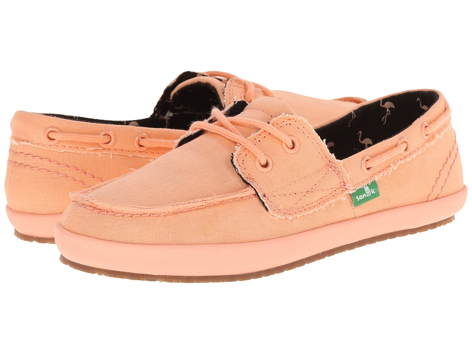 Sanuk Sailaway 2 (Peach) Women