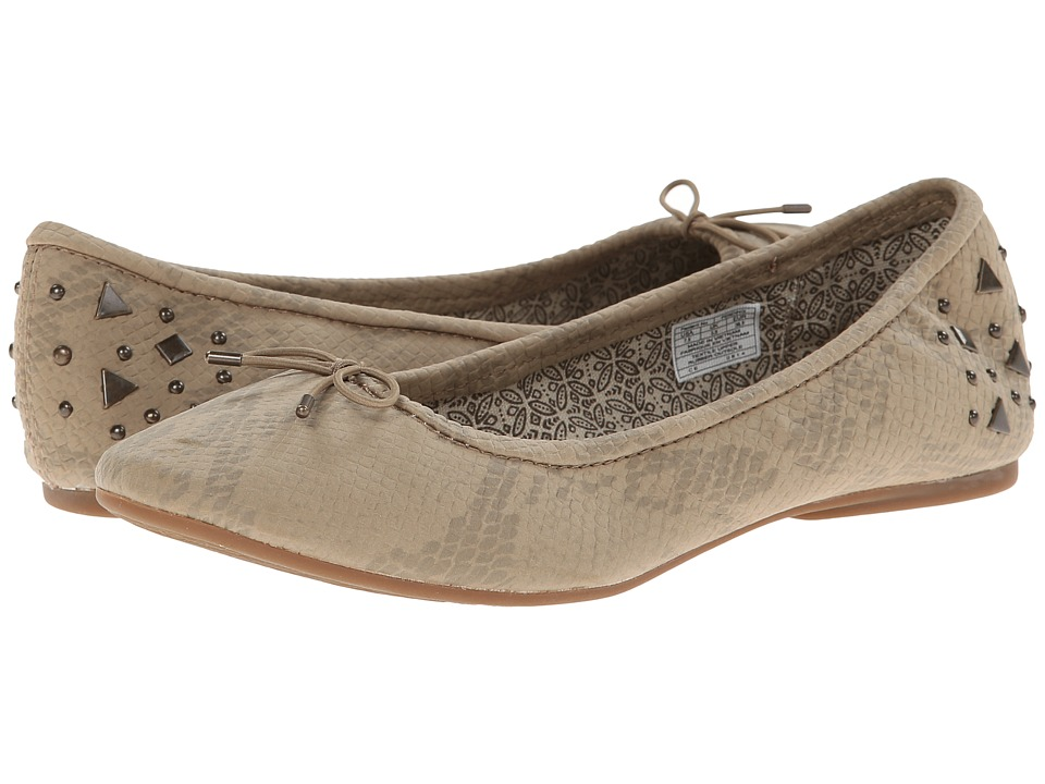 Sanuk - Yoga Glitz (Natural Snake) Women