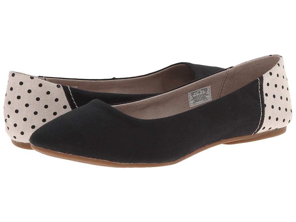 Sanuk - Yoga Eve (Black) Women's Flat Shoes