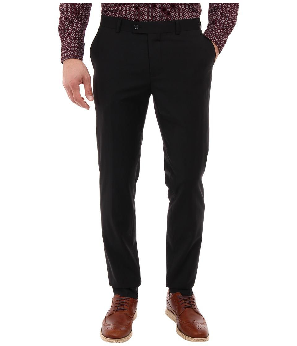 Moods of Norway - Stein Flo Suit Pant 143336 (Black) Men's Casual Pants