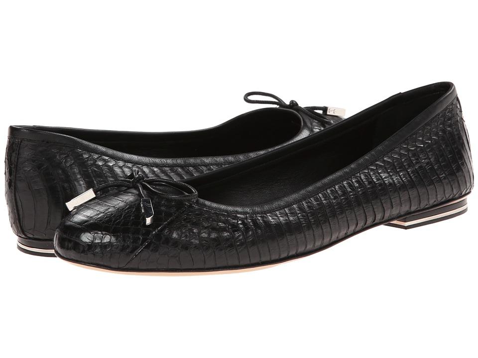 Michael Kors - Odette (Black Palladium Solid Matte Gen Snake/Nappa) Women