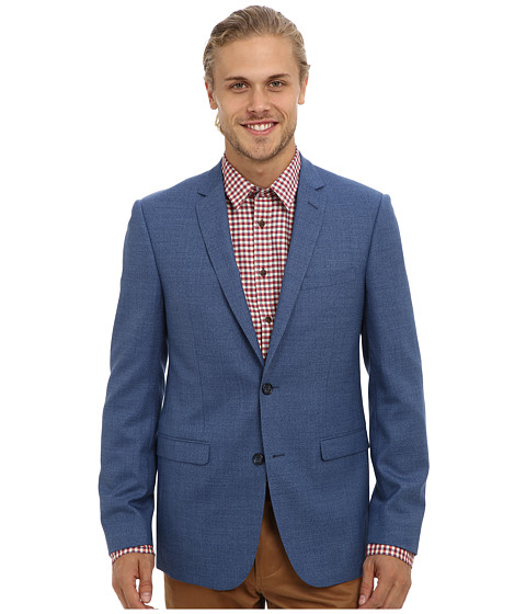 Moods of Norway - Slim Fit Stein Tonning Suit Jacket 143306 (Patrol) Men's Jacket