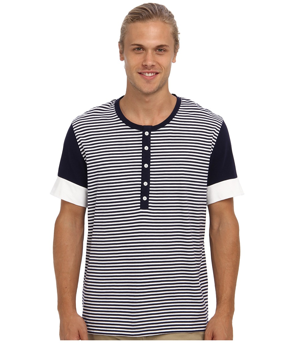 Moods of Norway - Baard Lind T-Shirt 143358 (Evening Blue) Men