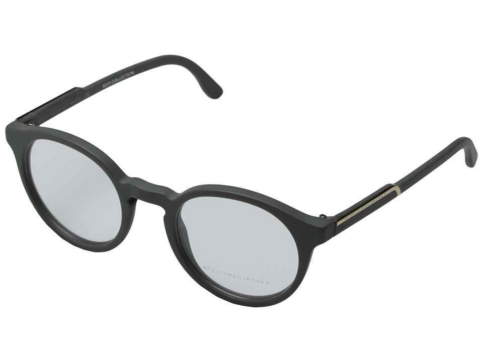 Stella McCartney - SM2014 (Matte Grey) Fashion Sunglasses