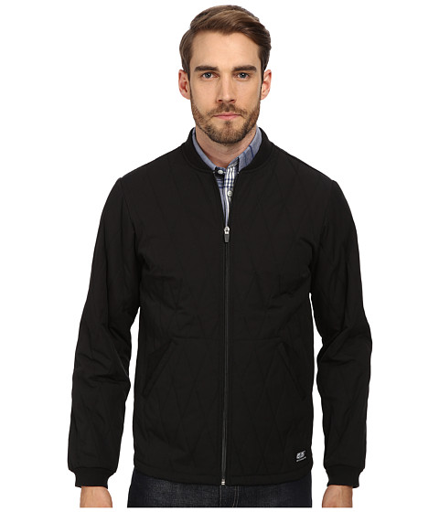 55DSL - Japalm HF Jacket (Black) Men's Coat