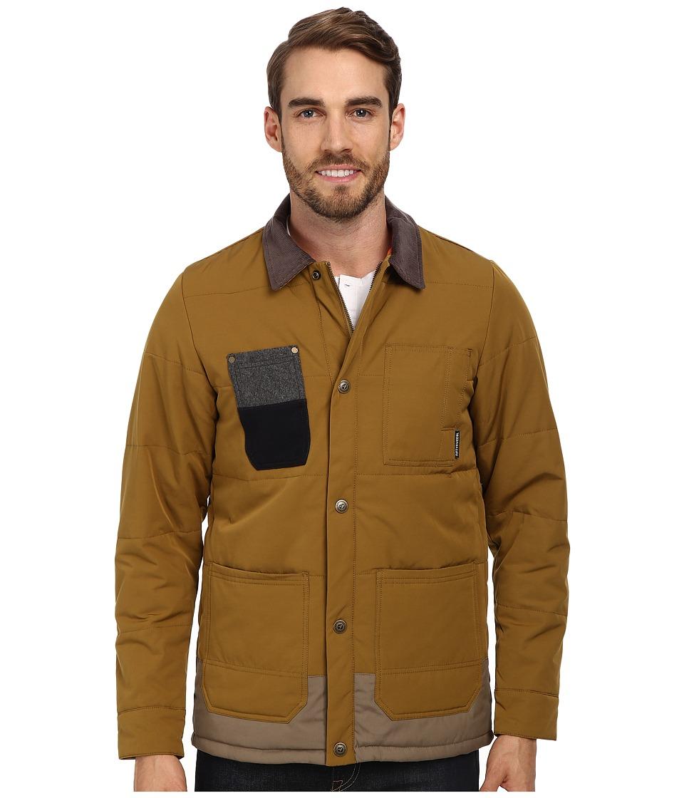 Image of 55DSL - Jinnik Jacket (Honey) Men's Jacket