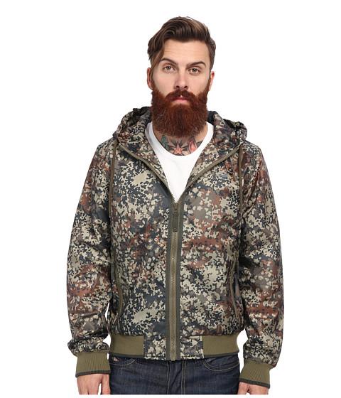 55DSL - Jeankapot Jacket (Ilitary/Green) Men