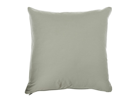 Lacoste - Velvet Brushed Twill Pillow (Pewter/Paloma) Sheets Bedding