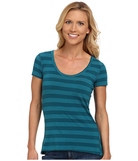 Marmot - Ameila S/S (Dark Teal) Women's Clothing
