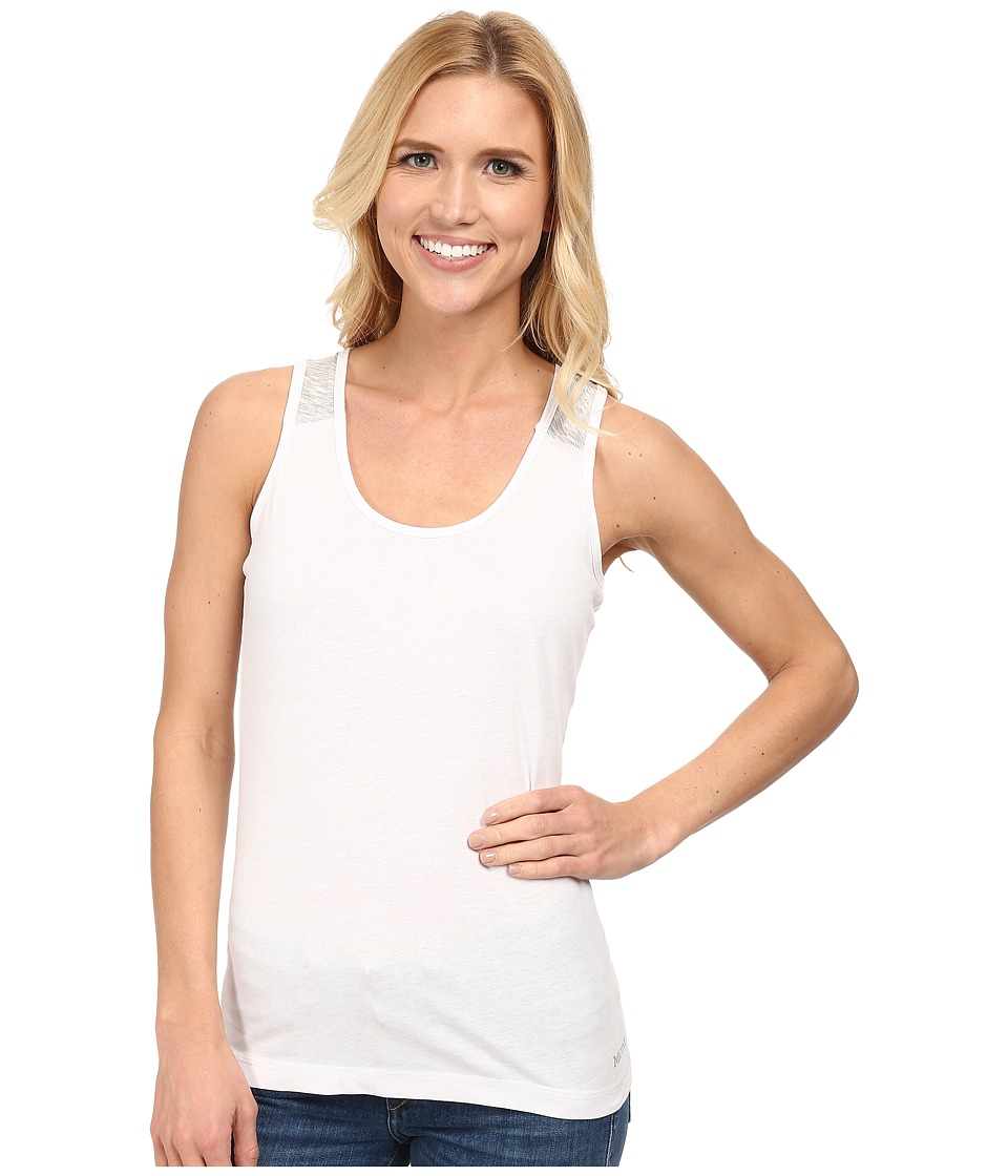 Marmot - Bella Tank (White) Women's Sleeveless