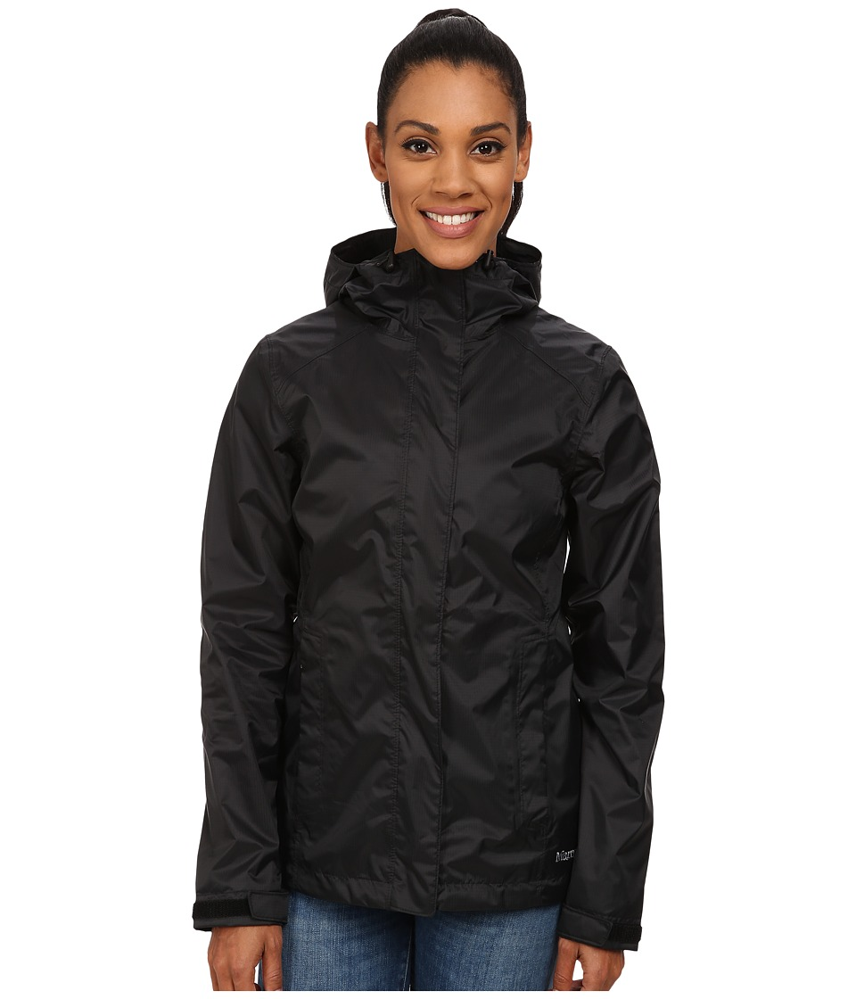 Marmot - Boundary Water Jacket (Black) Women's Coat