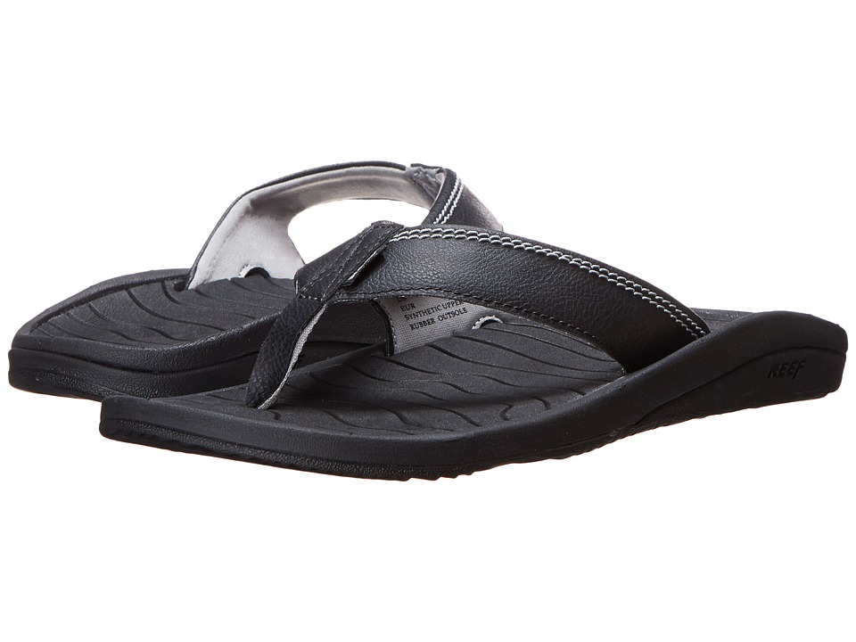 Reef - Windswell (Black) Men's Sandals
