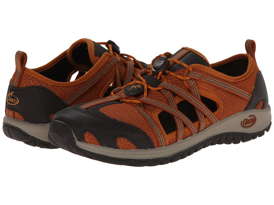 Chaco Kids - Outcross (Toddler/Little Kid/Big Kid) (Umber) Boys Shoes