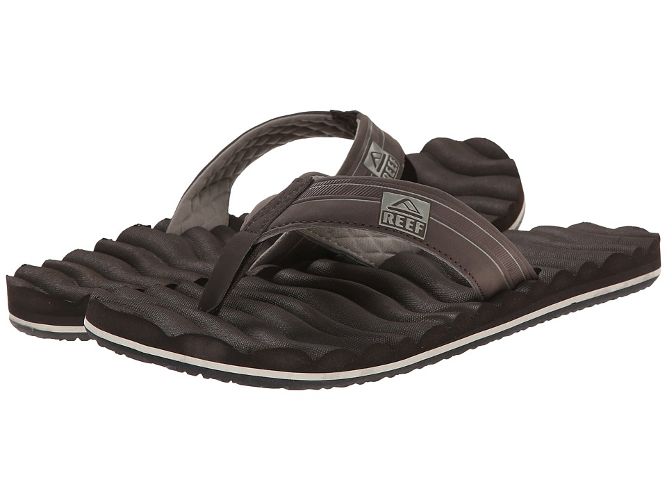 Reef - Swellular Cushion 3D (Brown) Men's Sandals