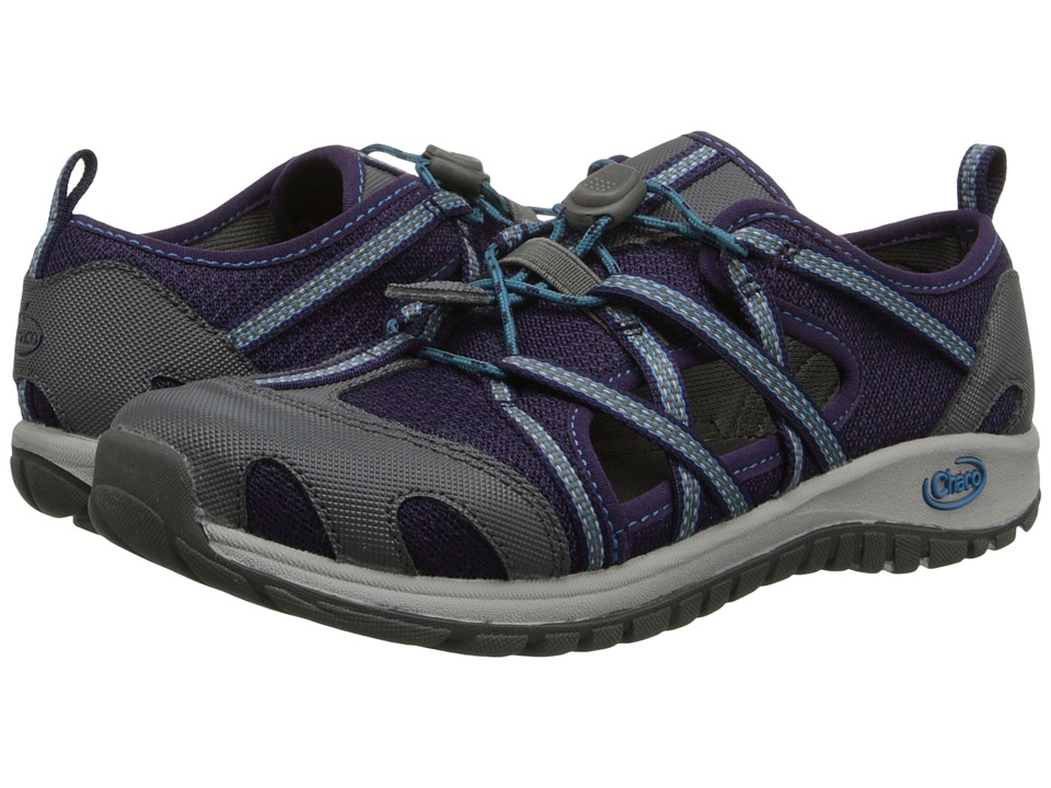 Chaco Kids - Outcross (Toddler/Little Kid/Big Kid) (Mysterioso) Girls Shoes