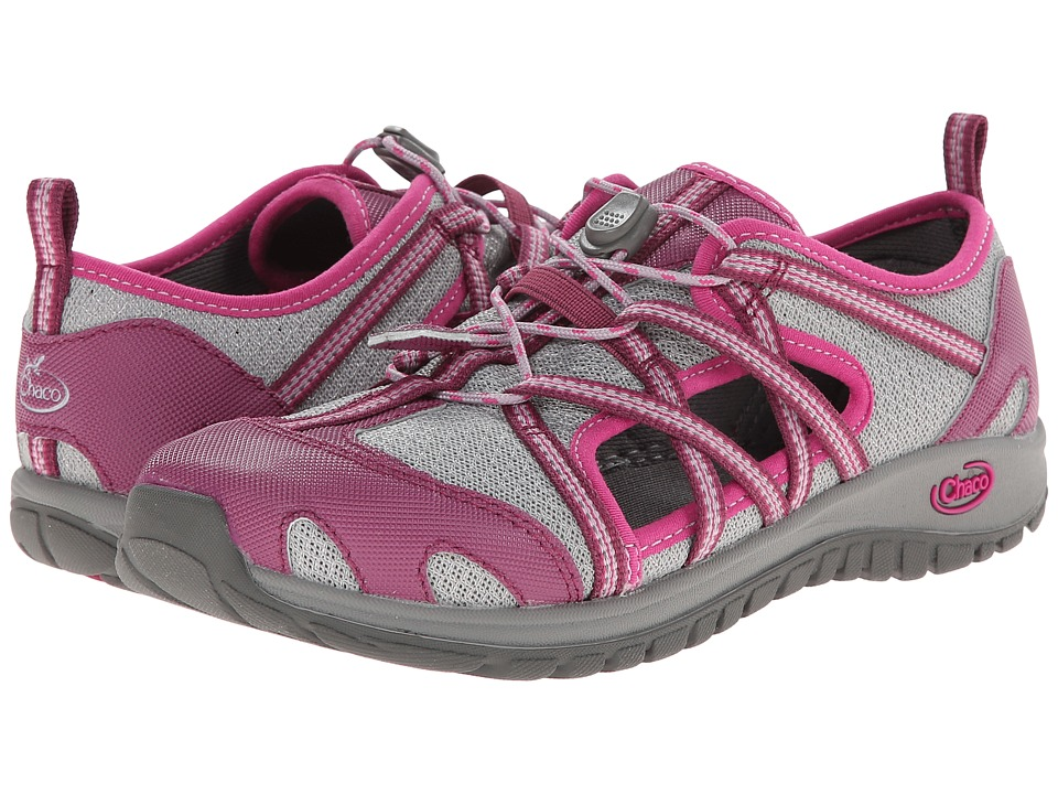 Chaco Kids - Outcross (Toddler/Little Kid/Big Kid) (Violet Quartz) Girls Shoes
