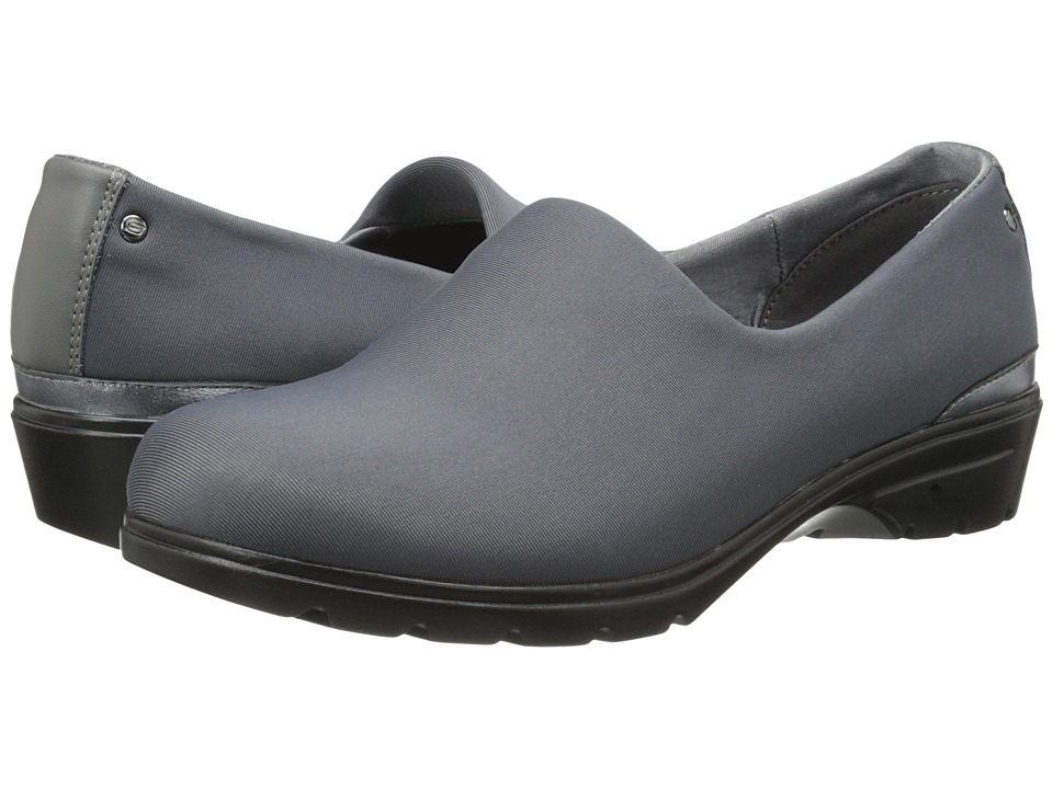 SKECHERS - Metronome (Charcoal) Women's Slip on Shoes