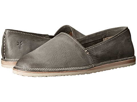 Frye - Milly A Line (Charcoal Sunwash Nubuck) Women