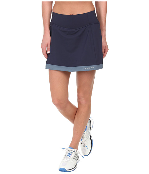 Brooks - Versatile Skort (Midnight/Storm) Women's Skort
