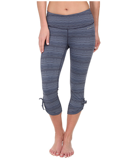 Brooks - Urban Run Capri (Midnight/Jacquard) Women