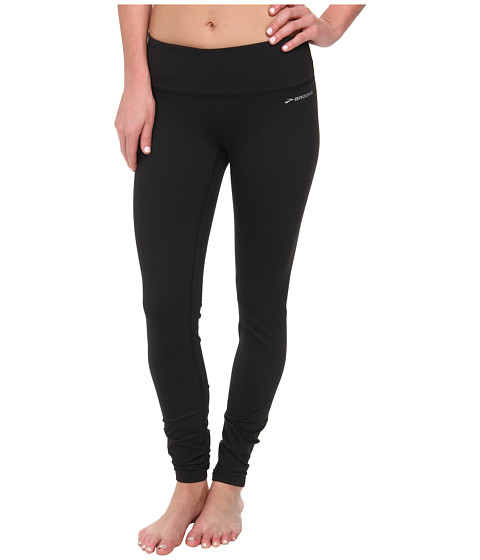 Brooks - Urban Run Tight (Black) Women's Capri