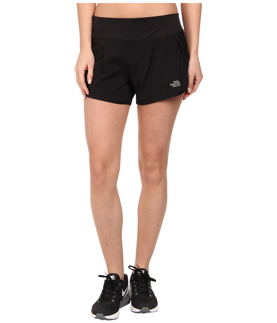 The North Face - GTD Running Short (TNF Black) Women's Shorts