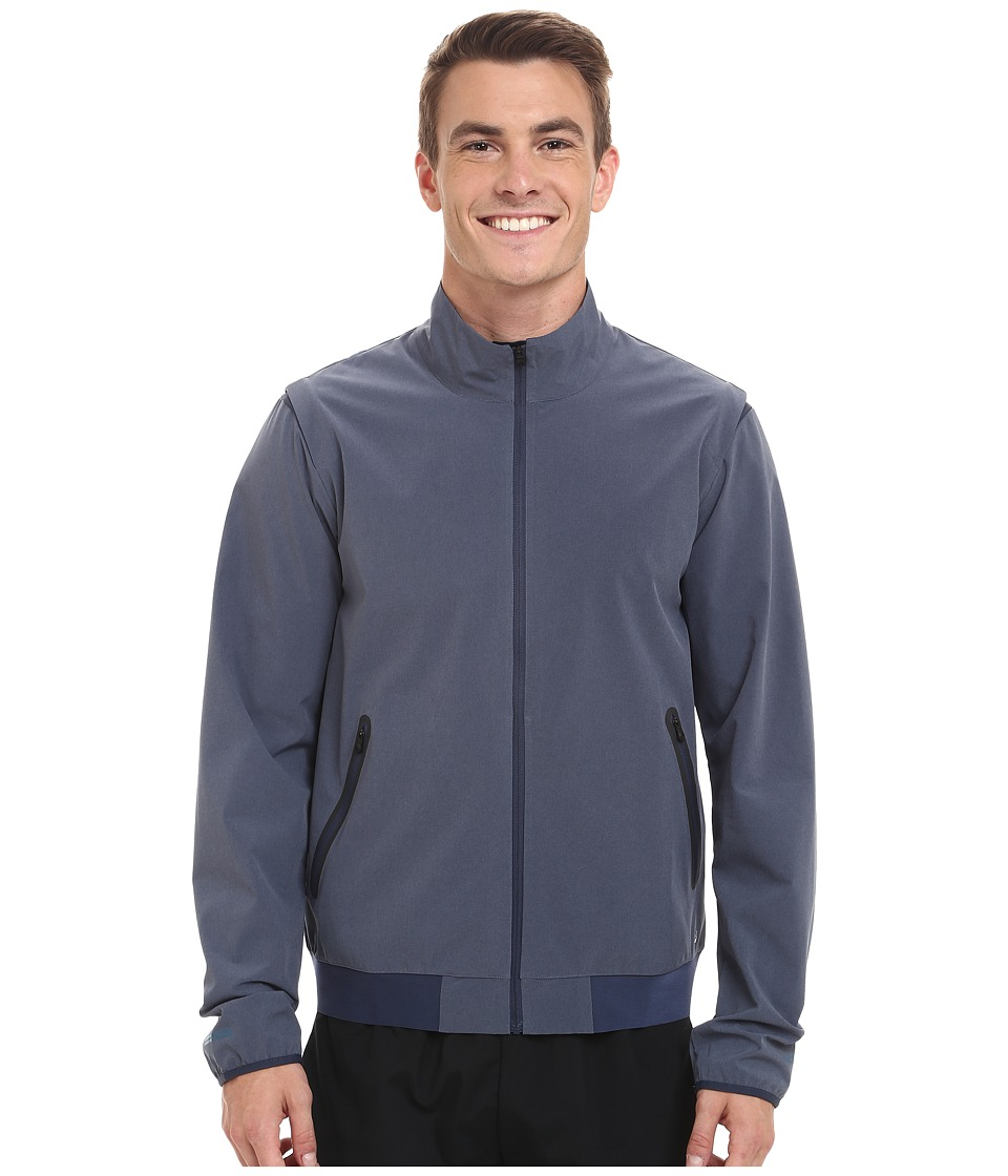 Brooks - PureProject Jacket II (Heather Midnight) Men