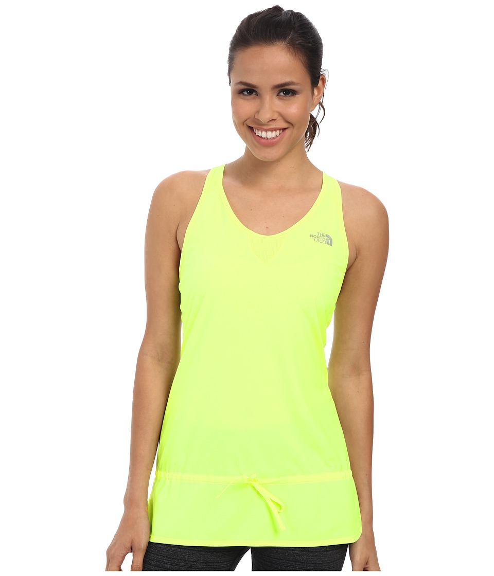 The North Face - GTD Woven Tank (Dayglo Yellow) Women's Sleeveless