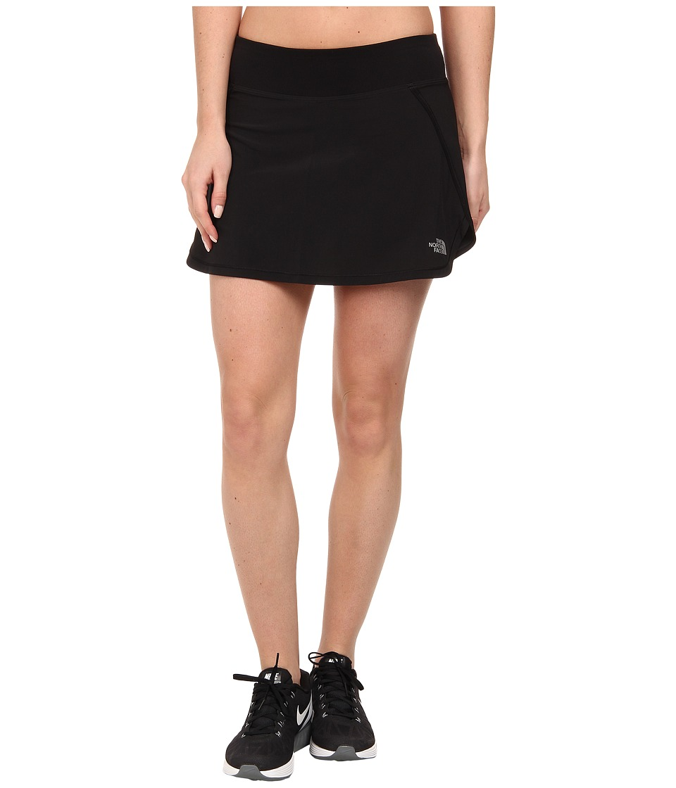 The North Face - Eat My Dust Skirt (TNF Black) Women's Skort