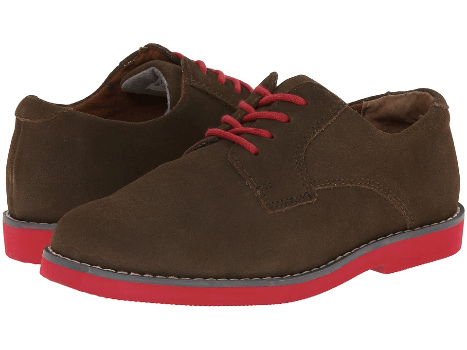 Florsheim Kids - Kearny Jr. (Toddler/Little Kid/Big Kid) (Mushroom) Boys Shoes